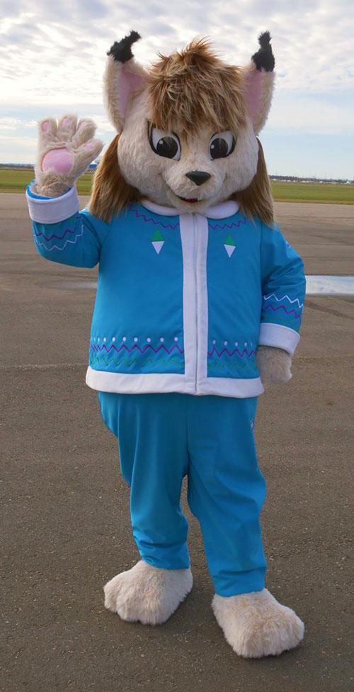 aeg2022-mascot